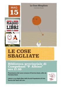 Biblioteca Albino presentazione
